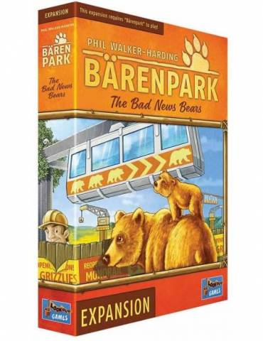 Bärenpark: The Bad News Bears (Inglés)