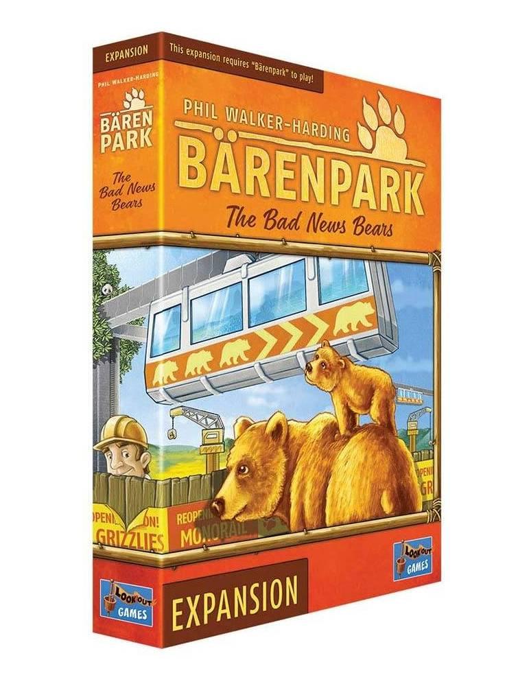 Bärenpark: The Bad News Bears (Inglés)