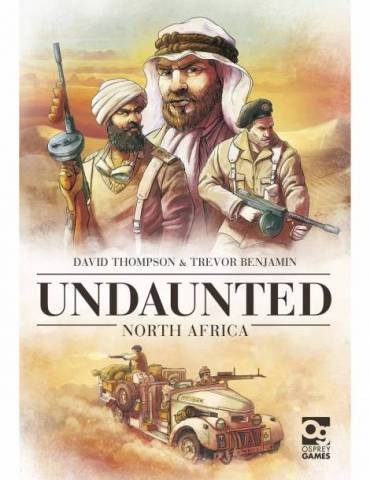 Undaunted: North Africa (Inglés)