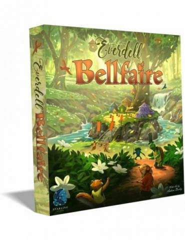 Everdell: Bellfaire (Inglés)