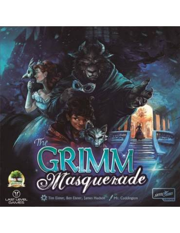 The Grimm Masquerade (Castellano)