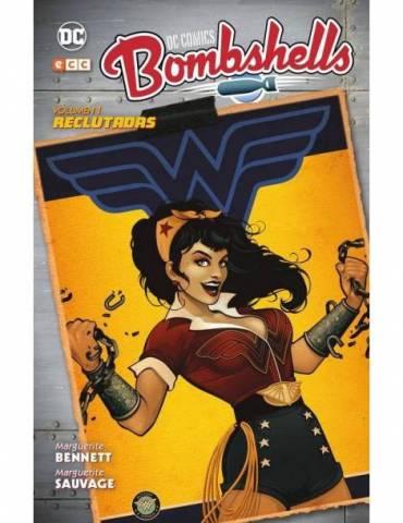 DC Comics Bombshells vol. 01: Reclutadas (Segunda edición)