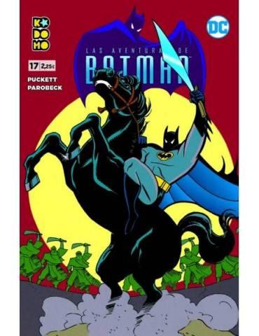 Las aventuras de Batman núm. 17