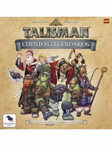 Talisman: Cuentos Legendarios + Personaje Promo