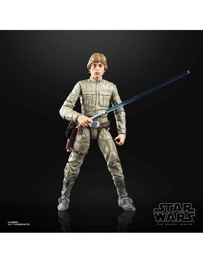 Figura Star Wars Black Series Empire Strikes Back 40th Anniversary: Luke Bespin 15 cm