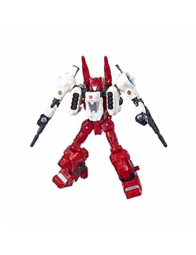 Figura Transformers War for Cybertron DLX: Sixgun 16 cm