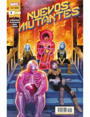 Nuevos Mutantes 04