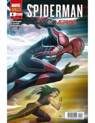Spiderman: Gamerverse 06