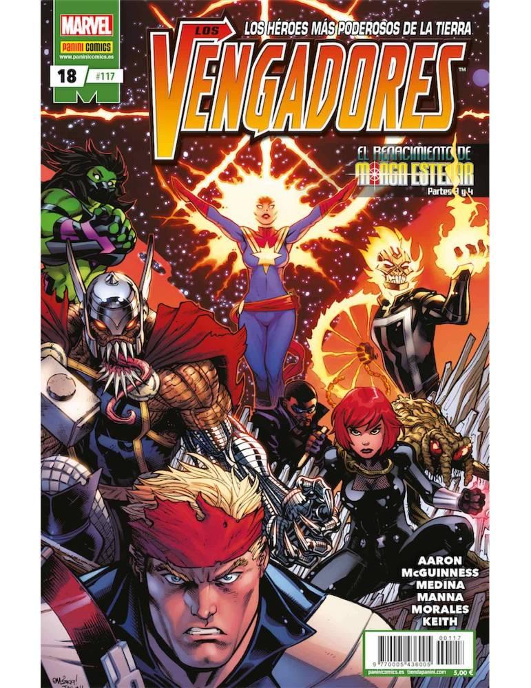 Los Vengadores 18