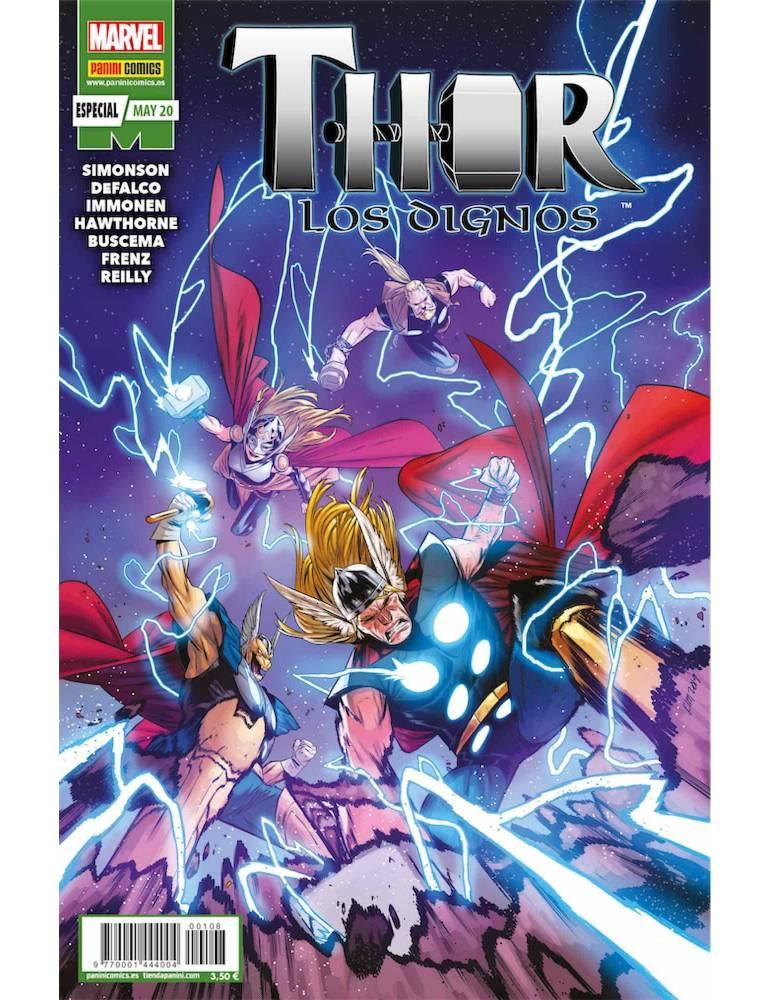 Marvel 80º Aniversario: Thor