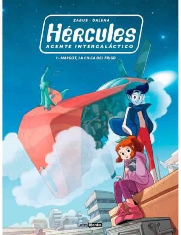 Hércules Agente Intergaláctico