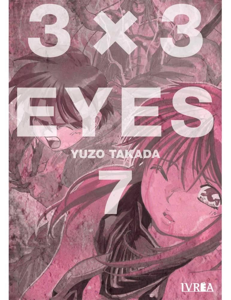 3 x 3 Eyes 07