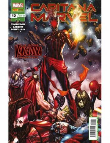 Capitana Marvel 12