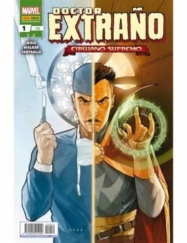 Doctor Extraño. Cirujano Supremo 01