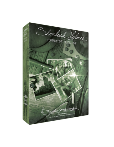 Sherlock Holmes Consulting Detective: The Baker Street Irregulars (Inglés)