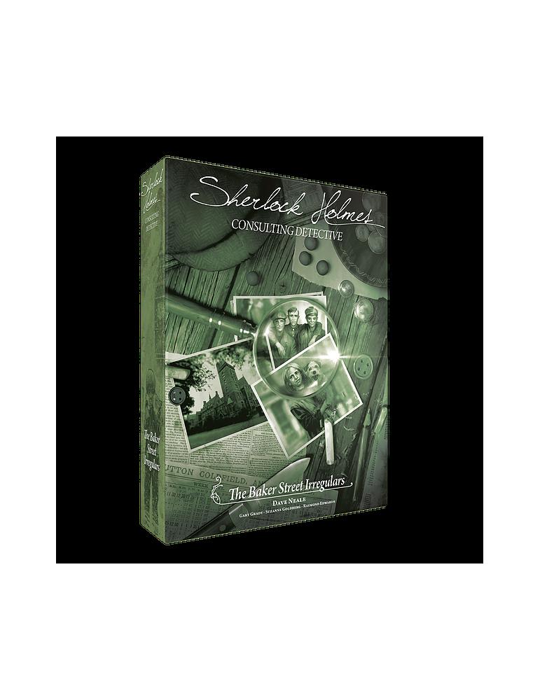 Sherlock Holmes Consulting Detective: The Baker Street Irregulars (Inglés)