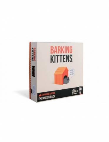 Exploding Kittens: Barking Kittens (Inglés)