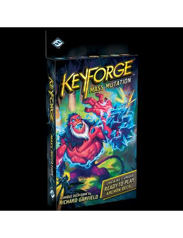 KeyForge: Mass Mutation Archon Deck (Inglés)