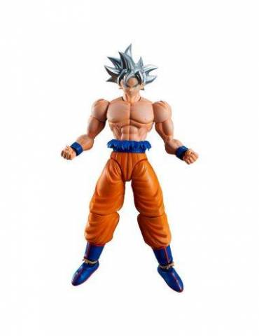 Maqueta Dragon Ball Super Figure-Rise Standard: Son Goku Ultra Instinct Model Kit 16 cm