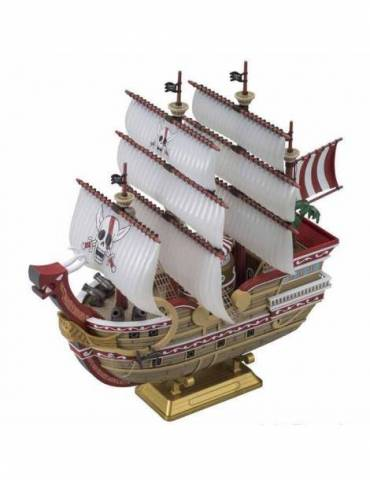 Maqueta One Piece Hi-End Ships: Red Force Model Kit 30 cm