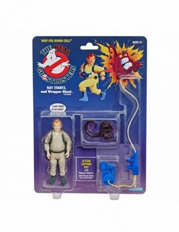 Figura Real Ghostbusters Kenner Classics: Ray Stantz 10 cm