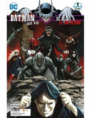 El Batman que ríe: Se alza el infierno núm. 01 de 4