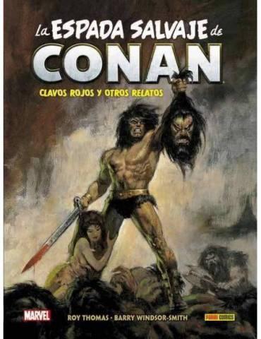 Biblioteca Conan: La Espada Salvaje de Conan 01