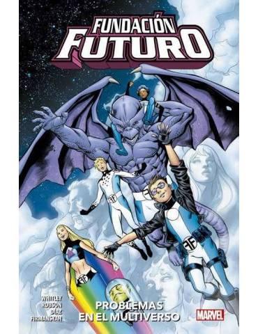 Fundación Futuro: Problemas en el multiverso