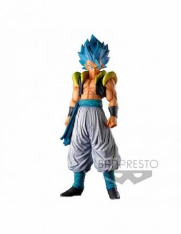 Figura Dragon Ball Super Master Stars Piece: Super Saiyan Blue Gogeta 20 cm