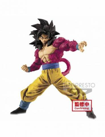 Figura Dragon Ball GT Full Scratch: Super Saiyan 4 Son Goku 18 cm