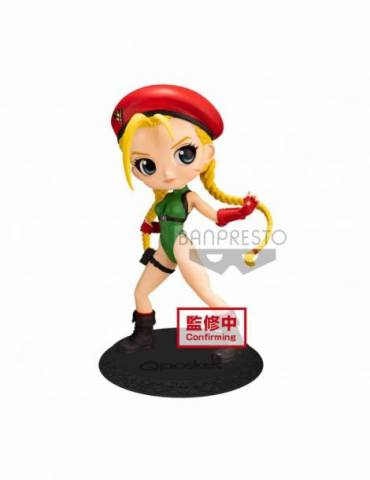 Figura Street Fighter Q Posket: Cammy Ver. A 14 cm