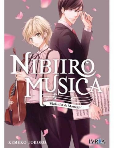 Nibiiro Musica Violinist & Manager