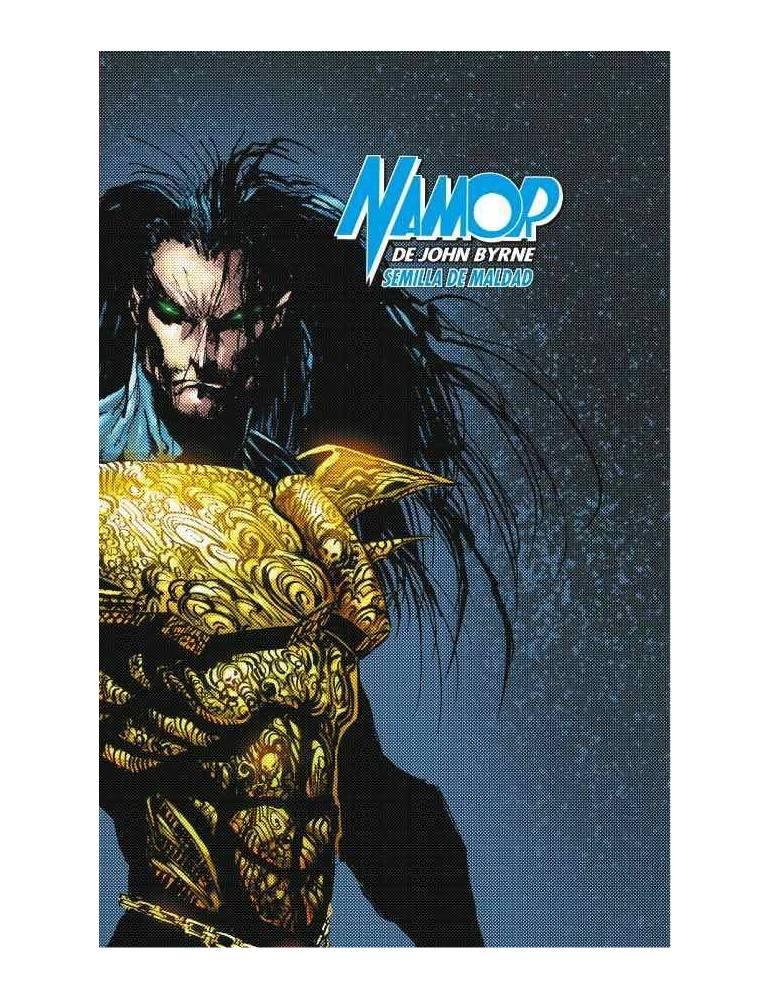 90's Limited Namor de John Byrne: Semilla de Maldad (Marvel Limited Edition)