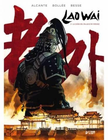 Lao Wai 03: La Caída del Palacio de Verano
