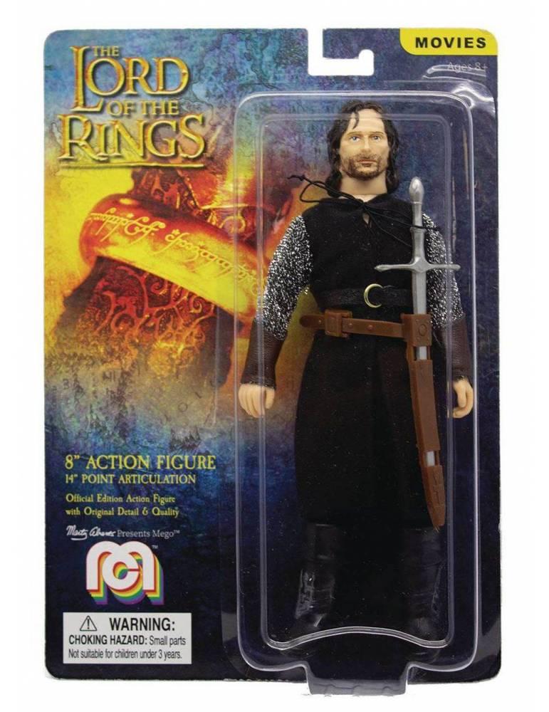 Figura El Señor de los Anillos: Aragorn 20 cm