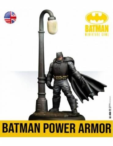 Batman Miniature Game: Batman Frank Miller Armor (Inglés)