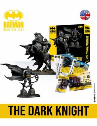 Batman Miniature Game: The Dark knight Returns (Frank Miller) (Inglés)