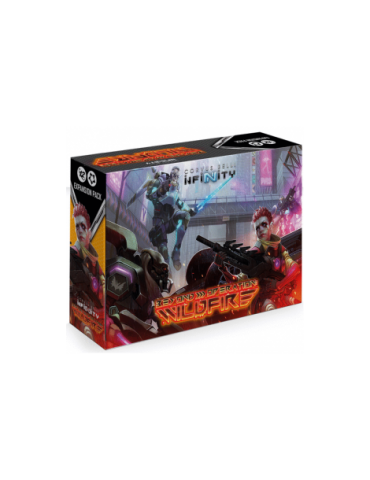 Infinity: Beyond Wildfire Expansion Pack (Inglés)