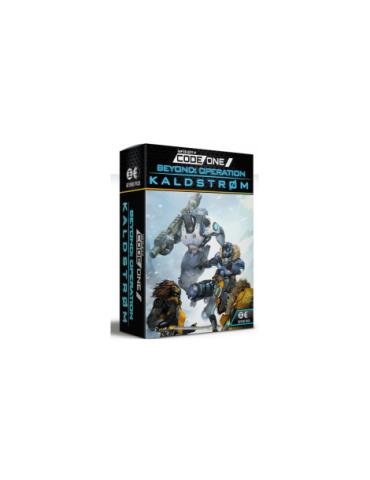 Infinity: Code One - Beyond Kaldstrom Expansion Pack (Inglés)