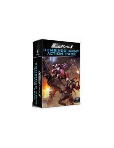 Infinity: Code One - Combined Army: Shasvastii Action Pack (Inglés)