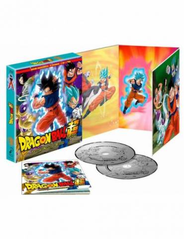Dragon Ball Super Box 9. La Saga del Torneo del Poder (Blu-Ray)