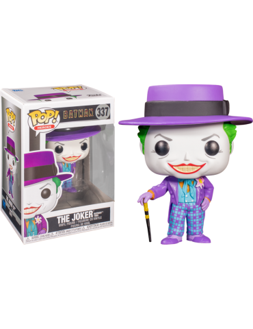 Figura Pop Batman 1989 Joker 9 cm (CLASSIC)