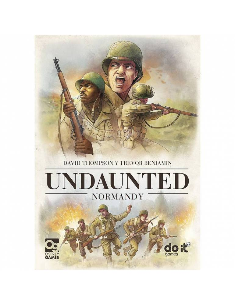 Undaunted: Normandy (Castellano)
