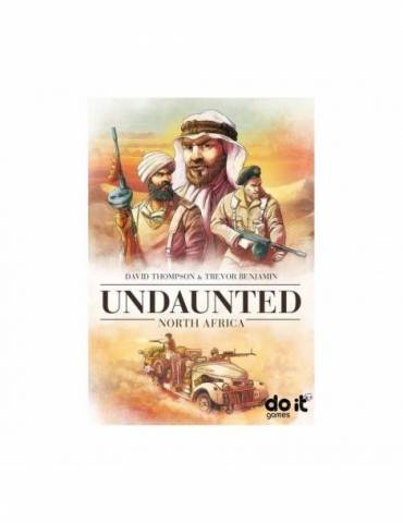 Undaunted: North Africa (Castellano)