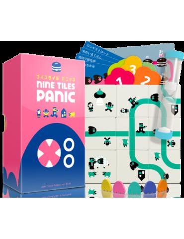 Nine Tiles Panic X