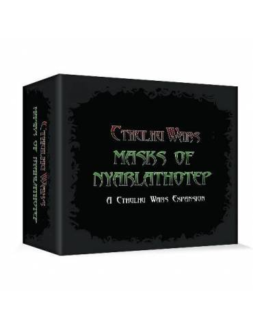 Cthulhu Wars: Masks of...