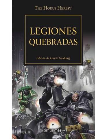 Legiones Quebradas (Herejía de Horus 43)