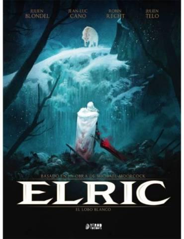 Elric 03: El Lobo Blanco(2ª Edición)