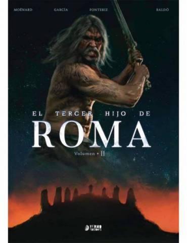 El Tercer Hijo de Roma: Volumen 02