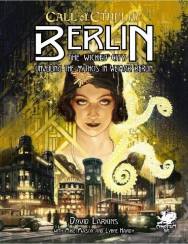Call of Cthulhu: Berlin...
